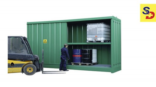 Local storage solution company ensures safety of people and the environment