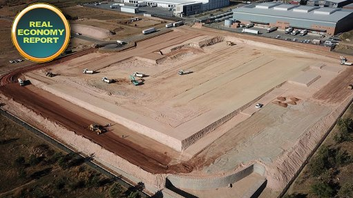 SEW-Eurodrive breaks ground on new South African head office, factory