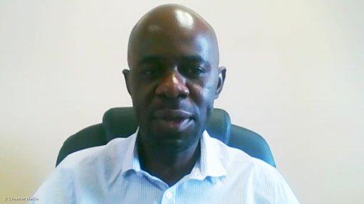 Southern African Development Community SADC Centre for Renewable Energy & Energy Efficiency executive director Kudakwashe Ndhlukula