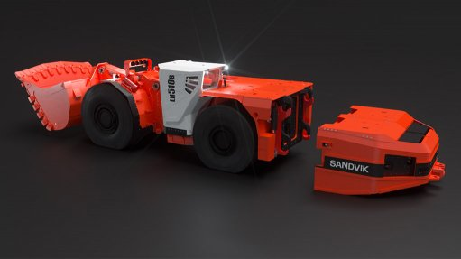 New battery-electric loader unveiled