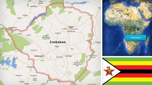 Blanket mine solar power project, Zimbabwe