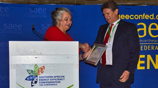 South African project receives international energy award