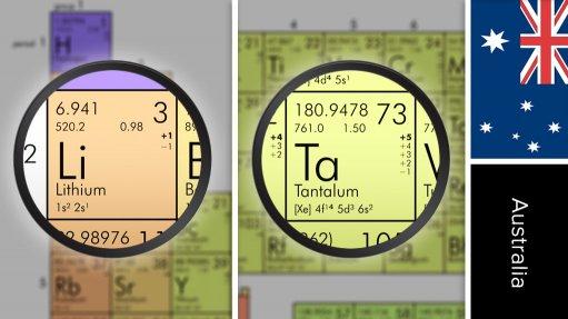 Kathleen Valley lithium/tantalum project, Australia