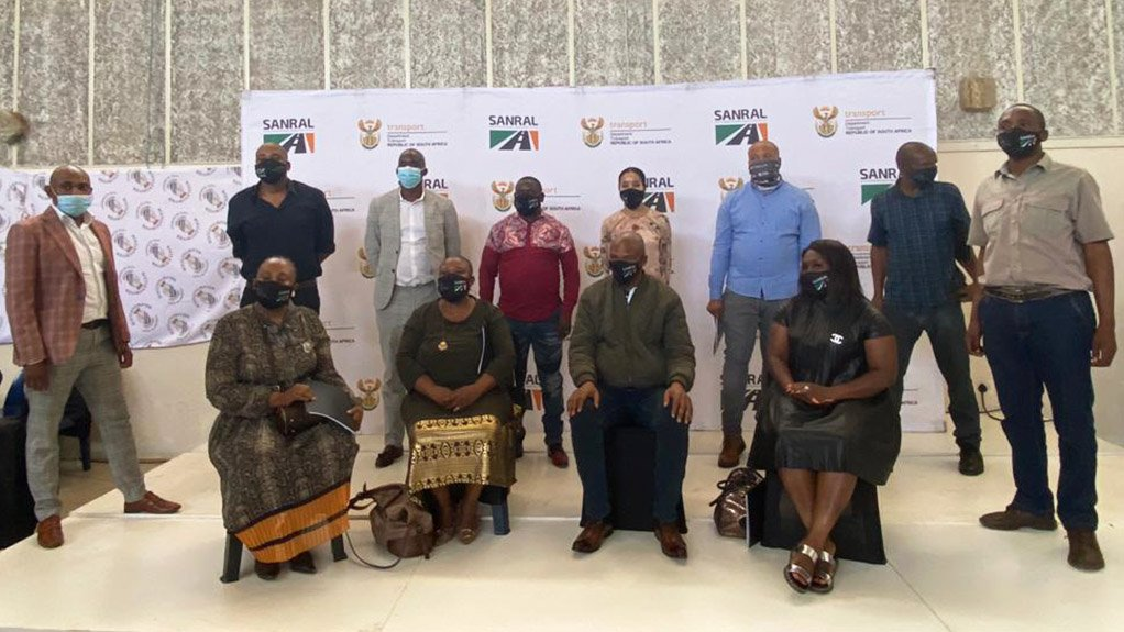 Sanral's 'Taking Sanral to the People' stakeholder engagement session