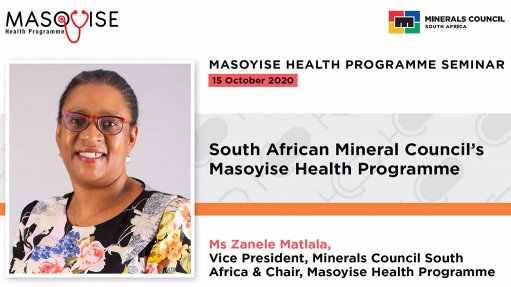 Mining committed to doing all it takes to improve worker health – Matlala