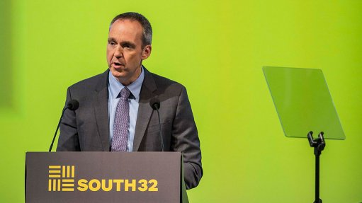 South32 retains production outlook