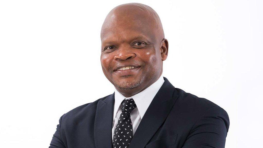 Exxaro Resources' executive head of sustainability Mongezi Vetti