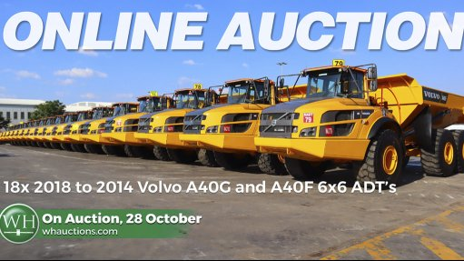 Midrand Monthly Truck & Construction Auction