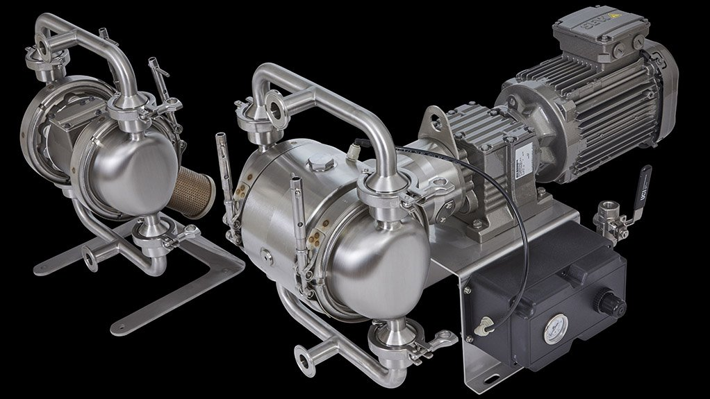 CHECK THIS OUT Verder Pumps South Africa also launched the new Verder HI-Clean AODD and EODD pumps earlier this month, with more announcements planned heading into 2021