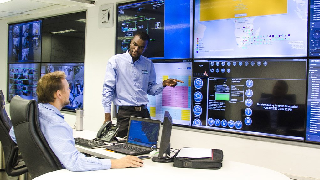 KEEPING COOLING EFFICIENT  MPT's R&D division specialises in solutions for real-time remote monitoring and reporting on all data-centre critical equipment and environments