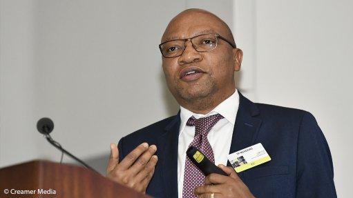 IDC CEO TP Nchocho
