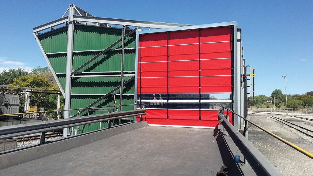 Apex Strip Curtains & Doors