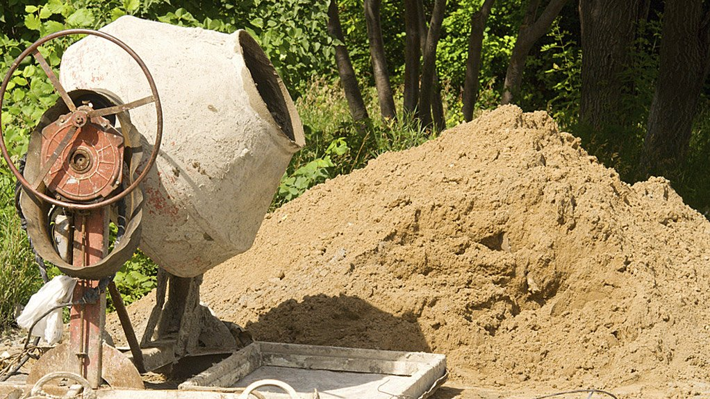Concrete that works fine – without any sand