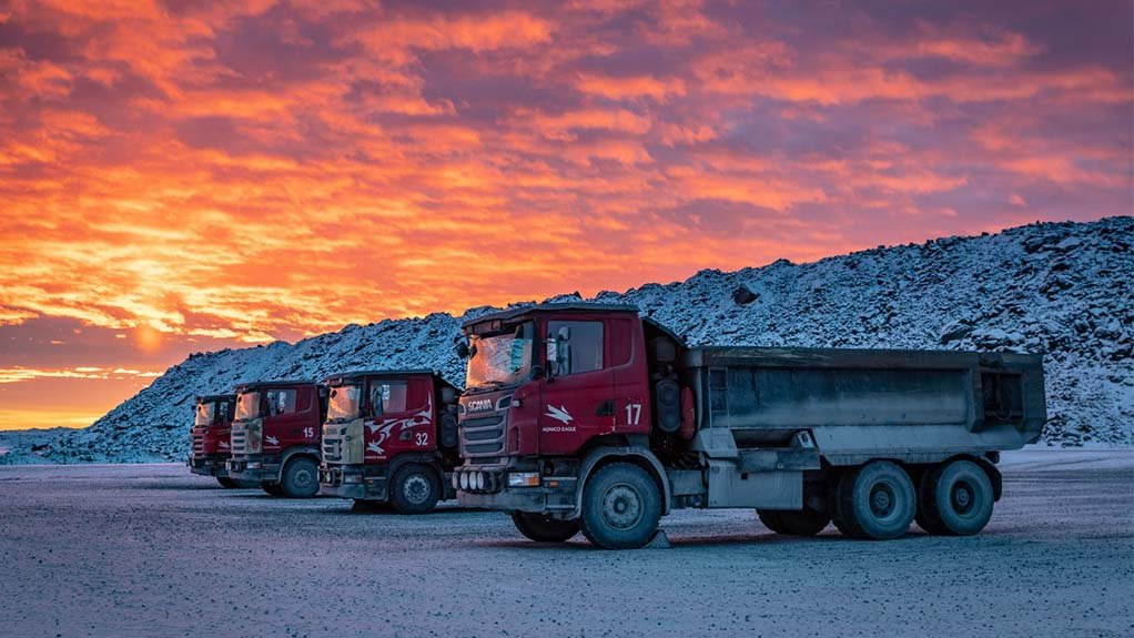 Miner Agnico beats quarterly profit on gold price surge, raises capex