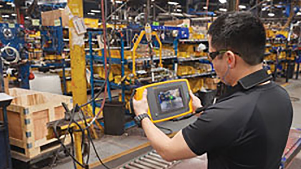 MAINTENANCE ASSESSMENTS  The Fluke ii900 reduces leak detection time and improves reliability on the production line
