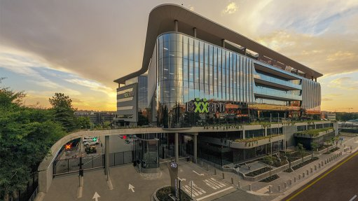 Growthpoint receives green building certification for Exxaro head office