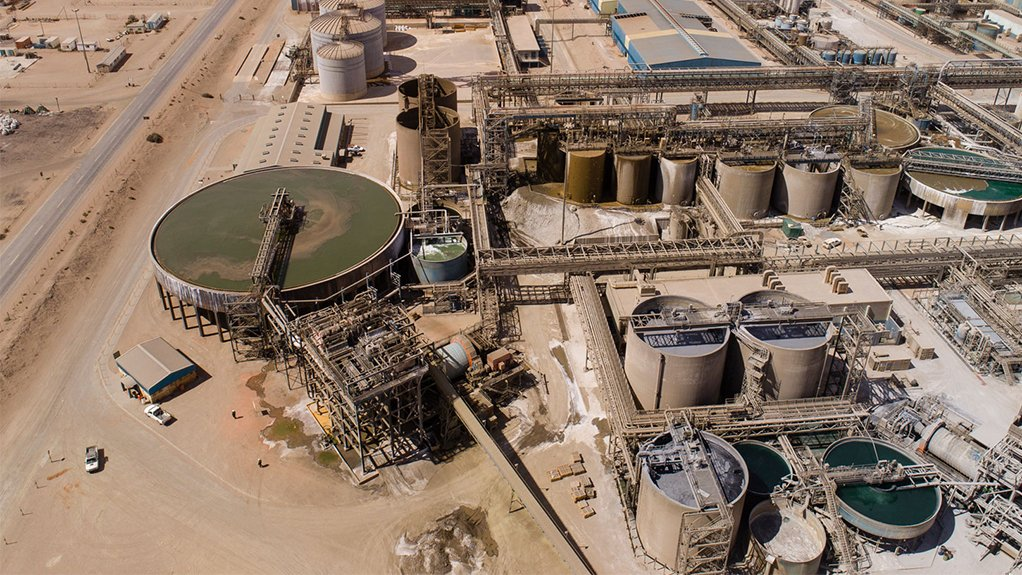 REFINED STRUCTURES  The construction of a new zinc refinery will reduce dependence on special high-grade zinc imports, and provide a much-needed boost for the construction industry
