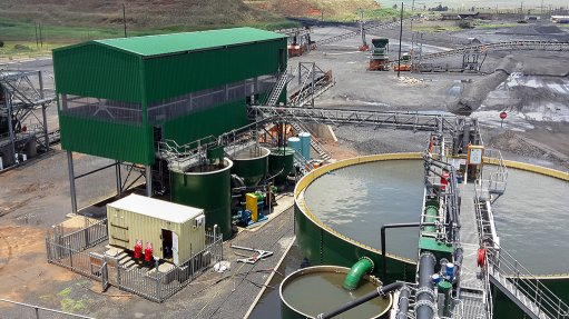 TURNKEY SOLUTIONS Multotec supplies turnkey filtration plants to enable end-users to implement a dewatering project cost effectively