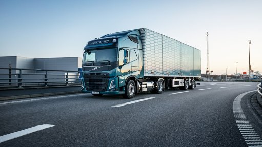 Volvo Trucks to test LNG trucks for possible South African debut