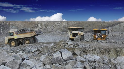 Up to 30% of chrome ore exports to China can be displaced if export tax proceeds, says consultancy