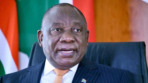Ramaphosa urges new council to work quickly on rescuing struggling SA state firms