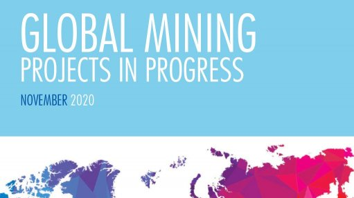 Global Mining Projects in Progress 2020