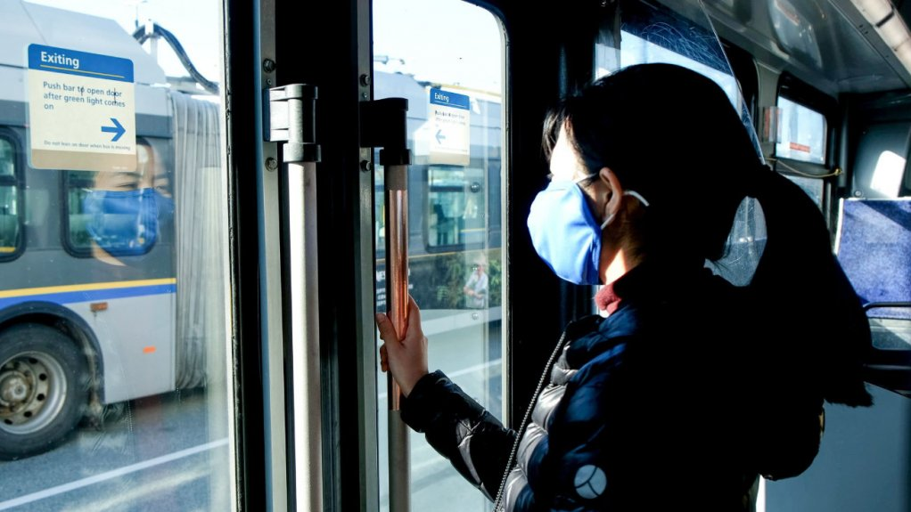 Teck tests copper coatings on high-touch bus and train