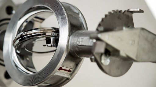 OPEN AND SHUT Paltechnologies is the first South African valves manufacturer to become marine-certified