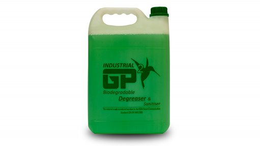 Eco-friendly multipurpose GP² degreaser captures global market's attention