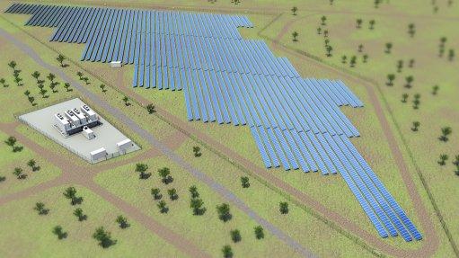 Bushveld nears construction of solar plant at Vametco mine
