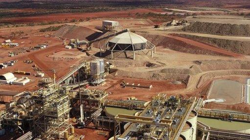 Gruyere mine, Australia