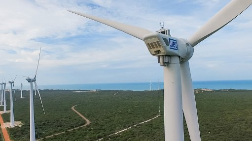 Improved turbine technology on offer for SA's wind energy market