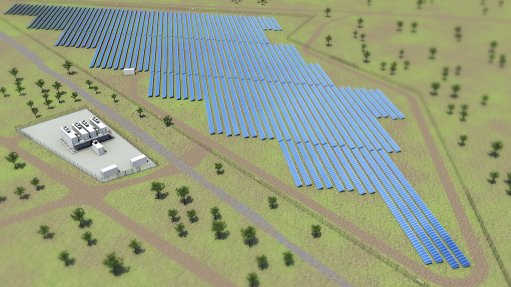 Bushveld making progress on solar plant at Vametco mine