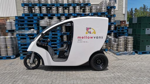South African-made MellowVan ready for global rollout in 2021
