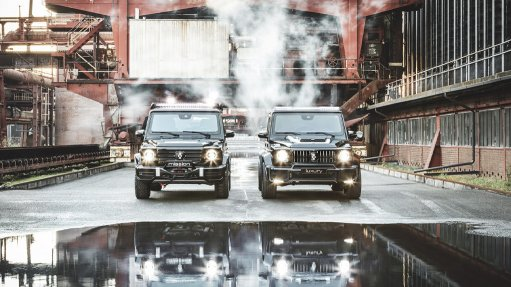 Brabus armoured G-Class now available in South Africa