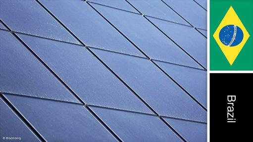 Sol do Sertão bifacial photovoltaic plant, Brazil