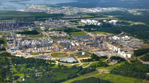 Lake Charles Chemicals Project , US