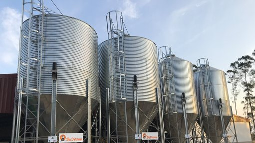 New silo measuring system simplifies monitoring and control