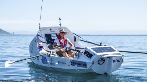 Capetonian prepares for 7 000 km solo transatlantic row