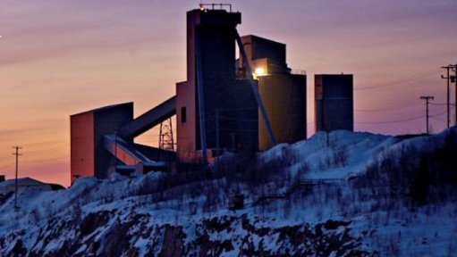 Iamgold lays off 437 workers at Quebec mine