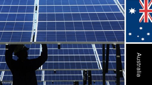 Sebastopol Solar Farm, Australia