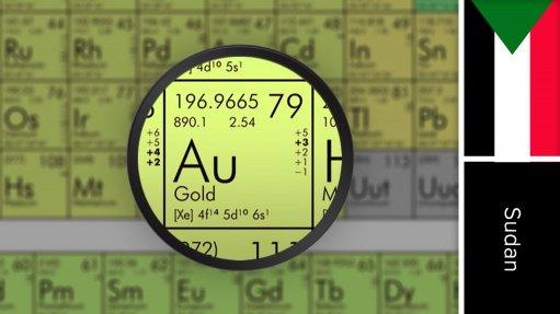 Block 14 gold project, Sudan