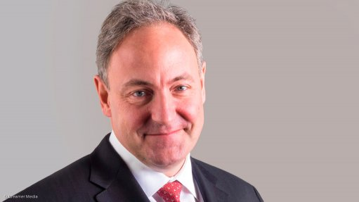Platinum Group Metals CEO Michael Jones.
