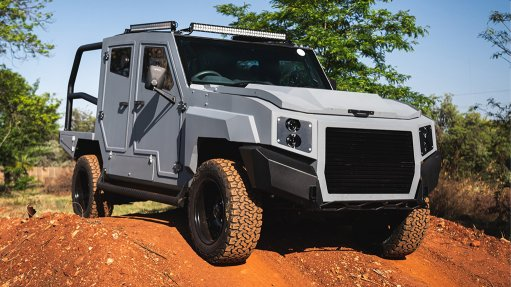 SVI Engineering unveils armoured Land Cruiser for civilian or military use