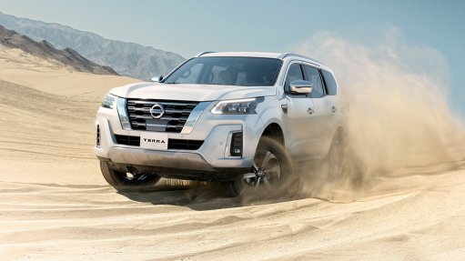 Nissan unveils large SUV contender for local market