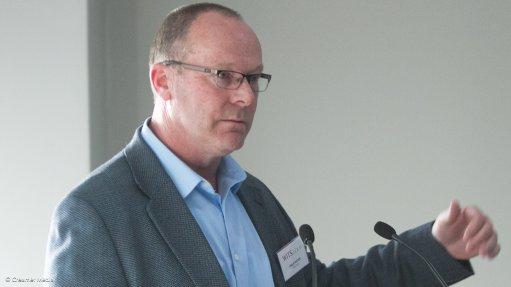 Highly experienced Clover Alloys CEO Philip Kotze