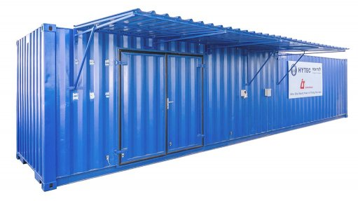Easy access to on-site supplies increases plant uptime