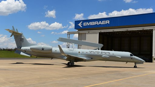 Brazilian aerospace group delivers first modernised radar plane to Brazilian Air Force