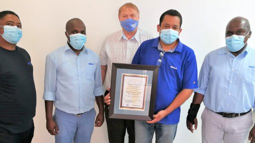 Mahle Behr recognized as one of Africa's top Kaizen performers