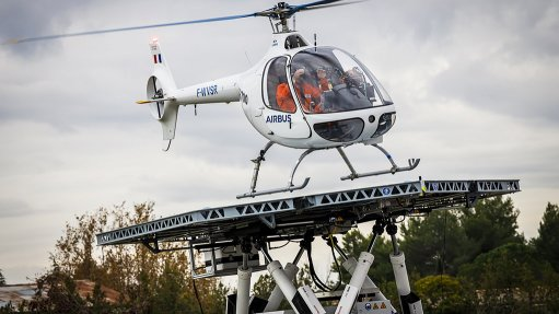 Airbus Helicopters naval UAV programme achieves major milestone